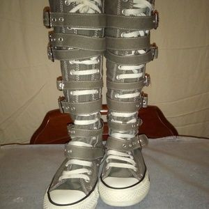 Converse Shoes - Converse Chuck Taylor All Star Knee High